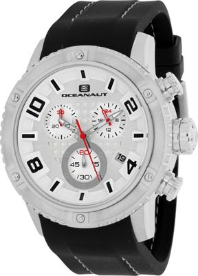 Oceanaut Watches Men's Impulse Sport Watch Silver - Oceanaut Watches Watches