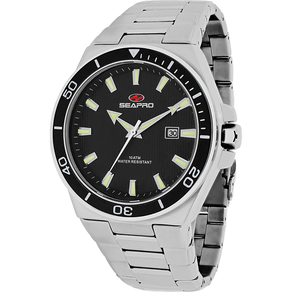 Seapro Watches Men s Storm Watch Black Seapro Watches Watches