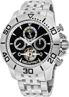 Seapro Watches Men's Montecillo Watch Black - Seapro Watches Watches