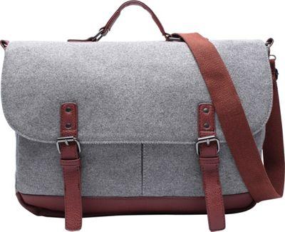 Something Strong Something Extra Messenger Grey - Something Strong Messenger Bags