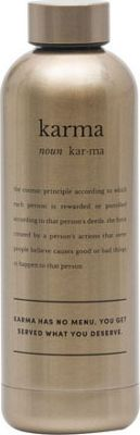 MyTagAlongs Definitions Water Bottle Karma - MyTagAlongs Hydration Packs and Bottles