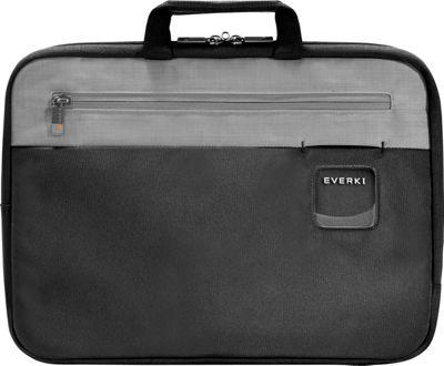 Everki ContemPRO 15.6 inch Laptop Sleeve w/ Memory Foam Black - Everki Electronic Cases