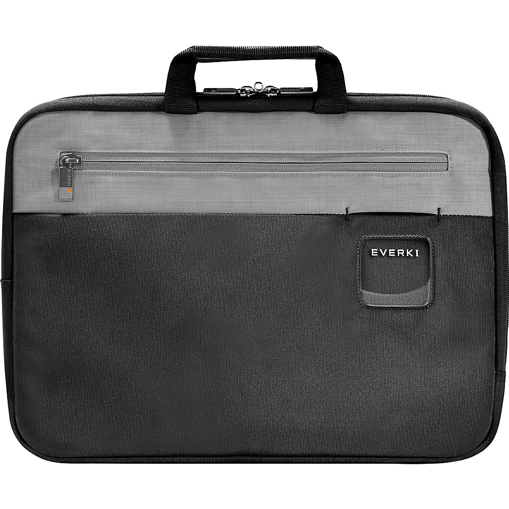 Everki ContemPRO 15.6 Laptop Sleeve w Memory Foam Black Everki Electronic Cases