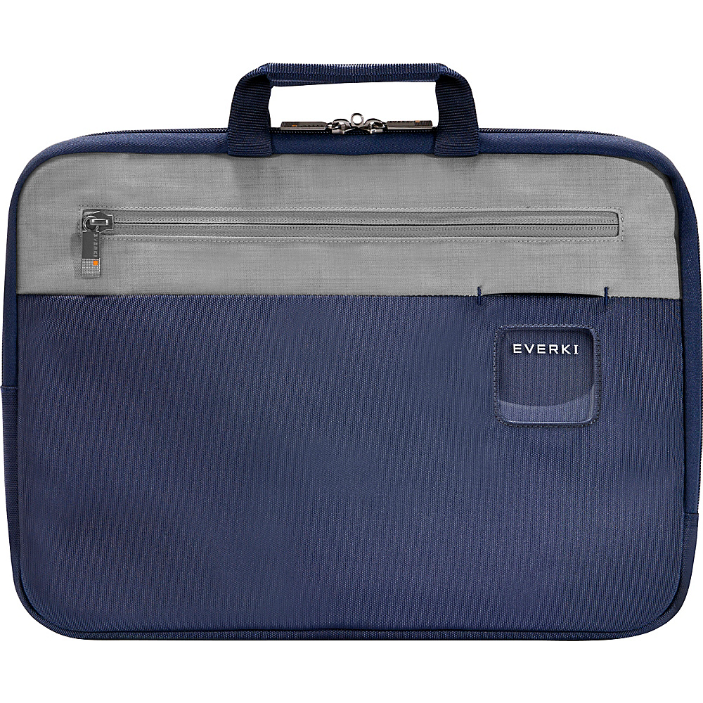 Everki ContemPRO 15.6 Laptop Sleeve w Memory Foam Navy Everki Electronic Cases