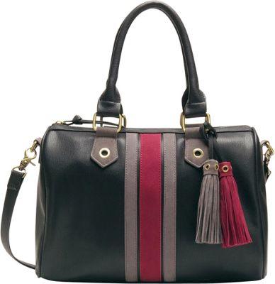 Like Dreams Selena Satchel Black - Like Dreams Manmade Handbags