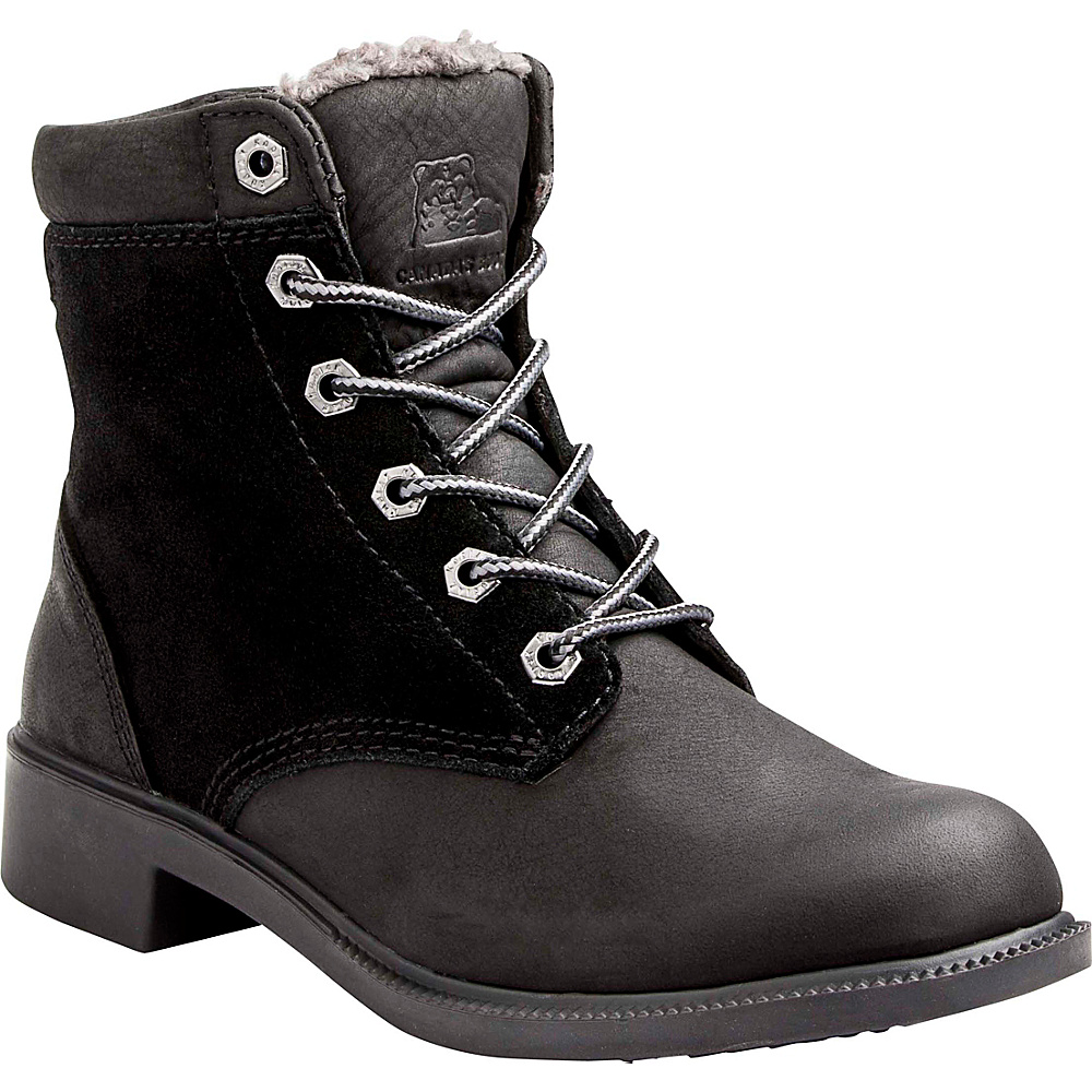 Kodiak Original Fleece Boot 9 - Black - Kodiak Womens Footwear - Apparel & Footwear, Women's Footwear
