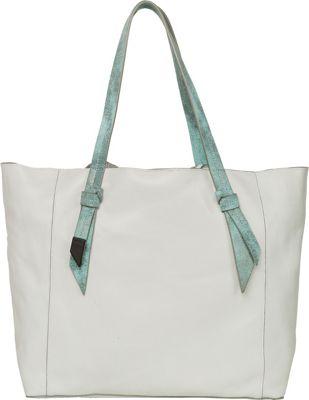 Foley + Corinna Ashlyn Tote Caribbean Blue - Foley + Corinna Leather Handbags
