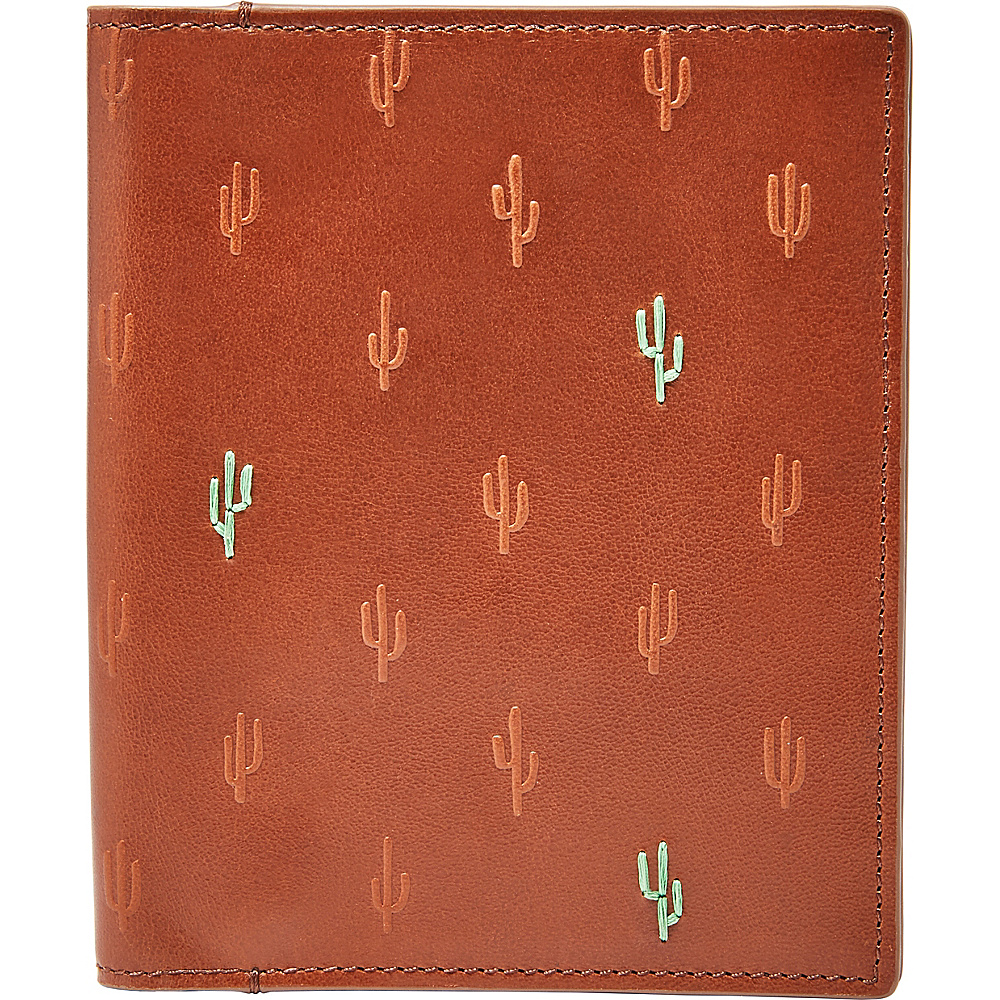 Fossil RFID Passport Case Brown - Fossil Travel Wallets - Travel Accessories, Travel Wallets