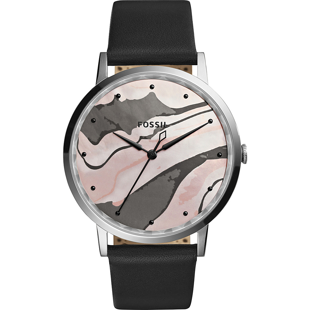 Fossil Vintage Muse Three-Hand Watch Black - Fossil Watches - Fashion Accessories, Watches