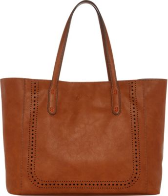Splendid Key Largo Tote Cognac - Splendid Designer Handbags
