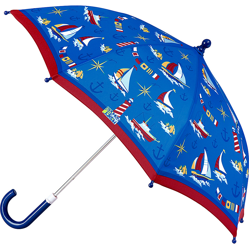 Stephen Joseph Kids Umbrella Nautical - Stephen Joseph Umbrellas and Rain Gear - Fashion Accessories, Umbrellas and Rain Gear