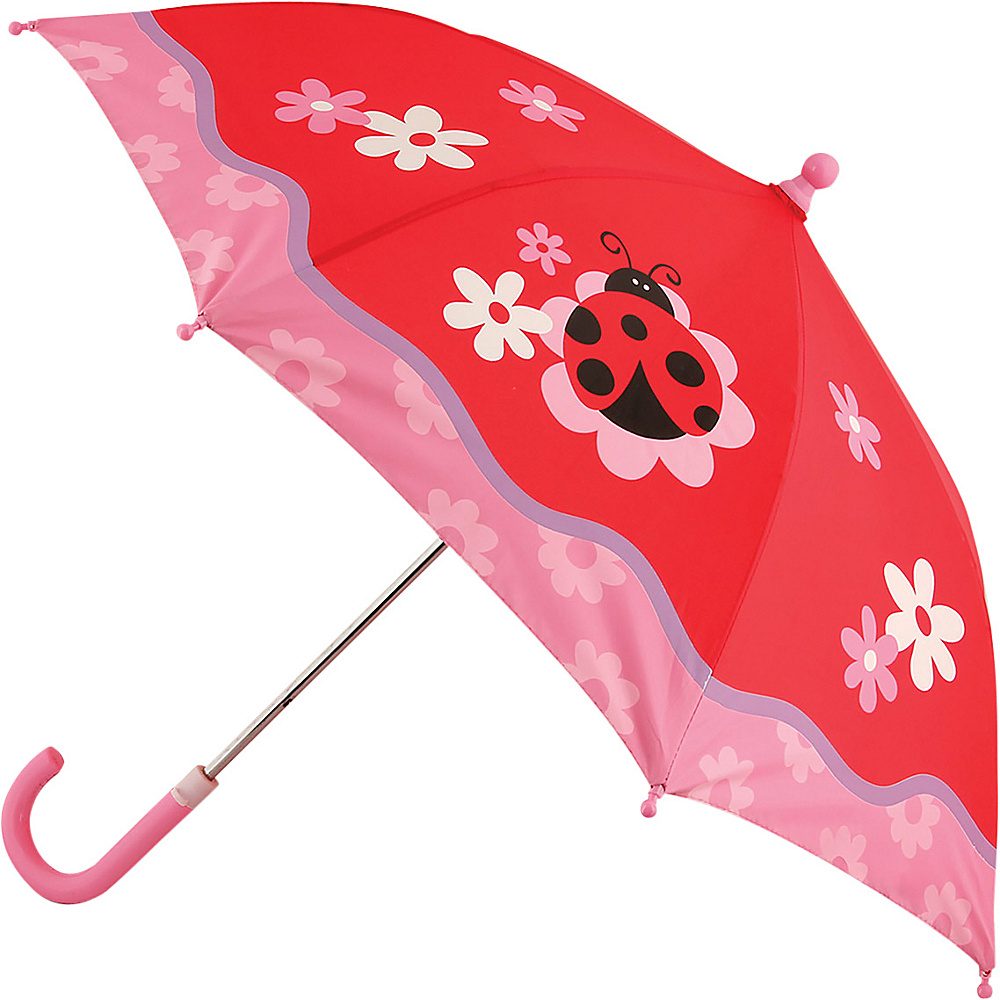 Stephen Joseph Kids Umbrella Ladybug - Stephen Joseph Umbrellas and Rain Gear - Travel Accessories, Umbrellas and Rain Gear
