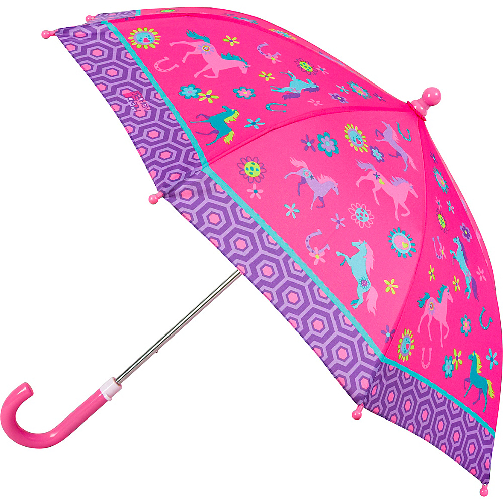 Stephen Joseph Kids Umbrella Horse - Stephen Joseph Umbrellas and Rain Gear - Travel Accessories, Umbrellas and Rain Gear