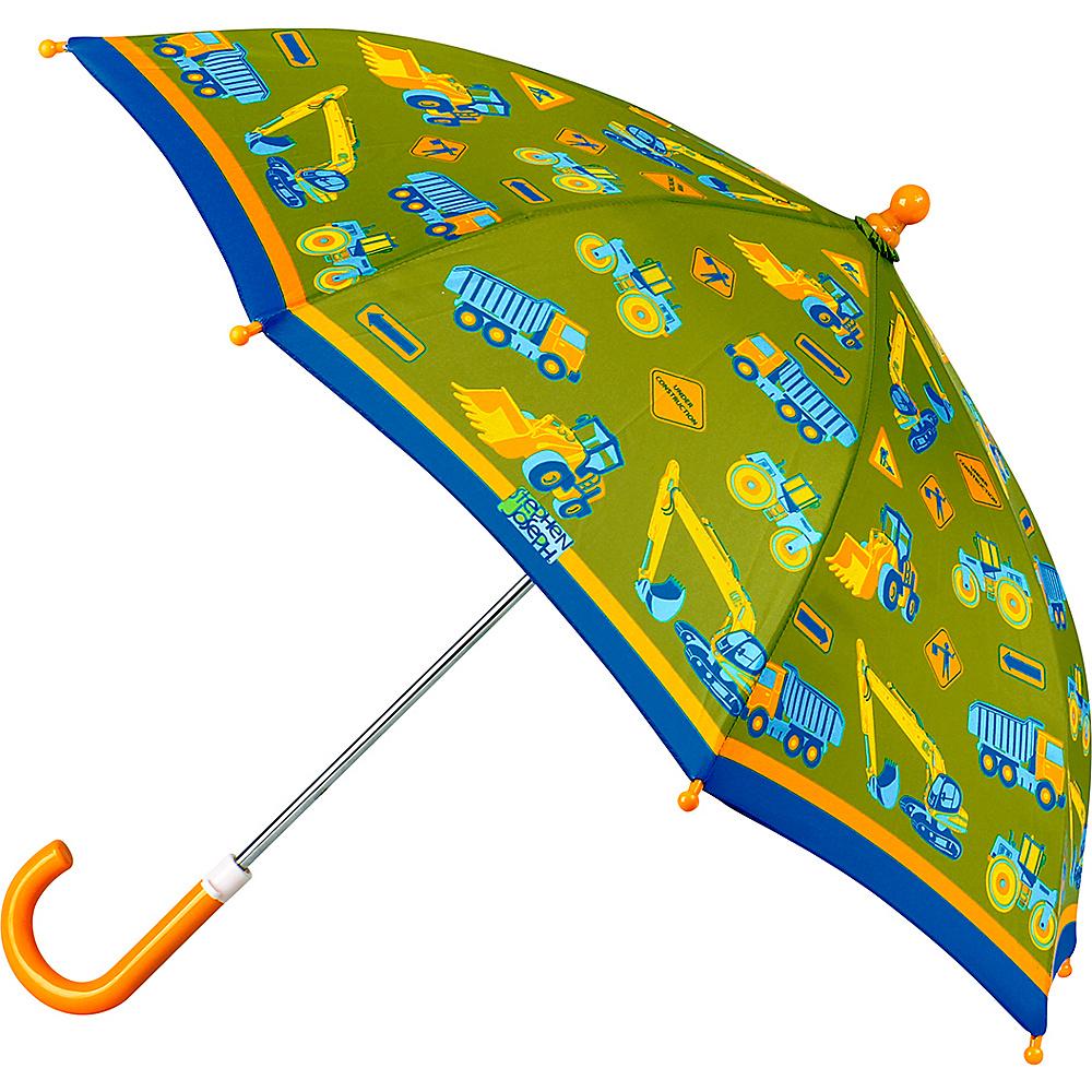 Stephen Joseph Kids Umbrella Construction - Stephen Joseph Umbrellas and Rain Gear - Fashion Accessories, Umbrellas and Rain Gear