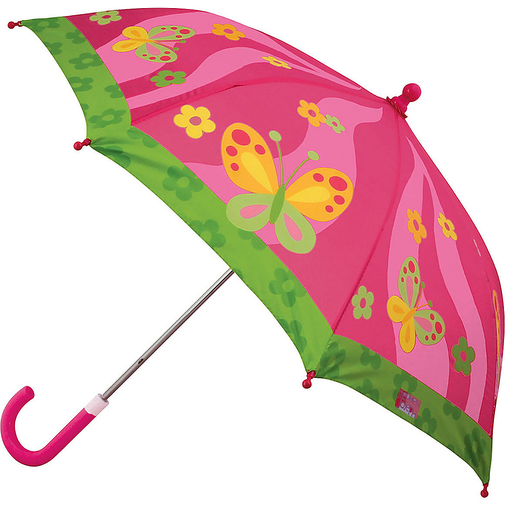 Stephen Joseph Kids Umbrella Butterfly - Stephen Joseph Umbrellas and Rain Gear - Fashion Accessories, Umbrellas and Rain Gear