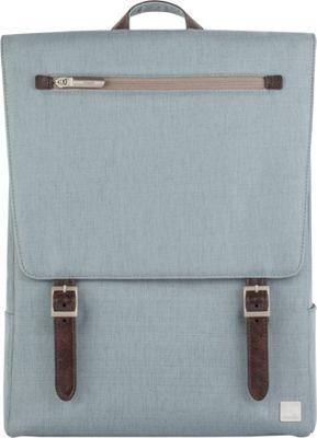 MOSHI Helios Lite Laptop Backpack Sky Blue - MOSHI Laptop Backpacks