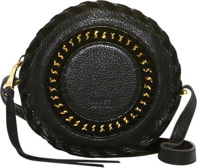 Aimee Kestenberg Handbags Harper Crossbody Black - Aimee Kestenberg Handbags Leather Handbags