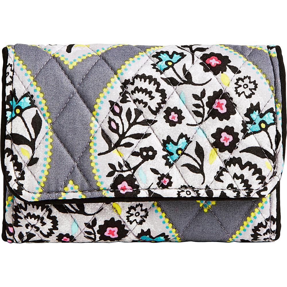 Vera Bradley RFID Compact Wallet Heritage Leaf - Vera Bradley Womens Wallets - Women's SLG, Women's Wallets