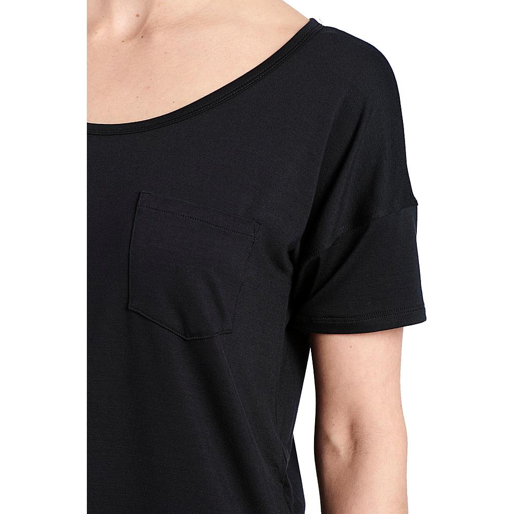 Lole Agda Top XS - Black - Lole Womens Apparel - Apparel & Footwear, Women's Apparel