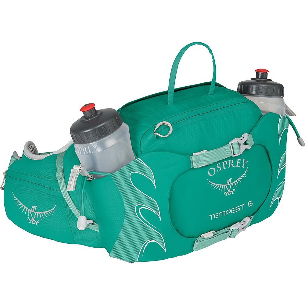 Osprey Womens Tempest 6 Waistpack Lucent Green - Osprey Waist Packs - Backpacks, Waist Packs