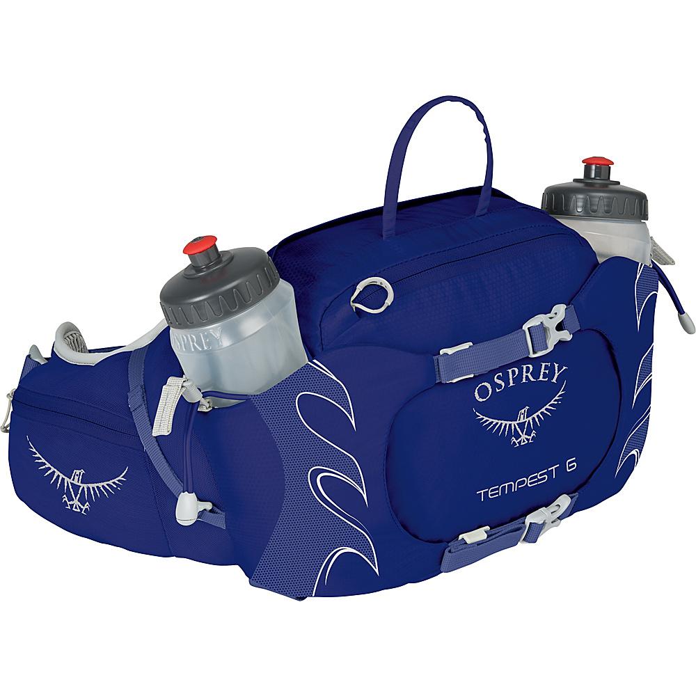Osprey Womens Tempest 6 Waistpack Iris Blue - Osprey Waist Packs - Backpacks, Waist Packs