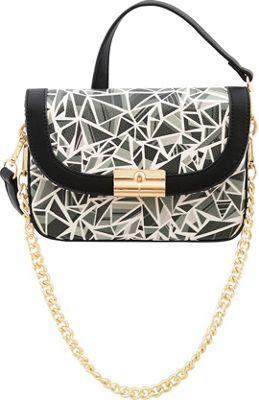 Mellow World Lori Crossbody Black - Mellow World Manmade Handbags