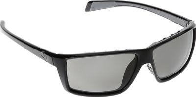 Native Eyewear Sidecar Sunglasses Gloss Black with Polarized Gray - Native Eyewear Eyewear