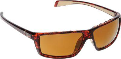 Native Eyewear Sidecar Sunglasses Maple Tort with Polarized Bronze Reflex - Native Eyewear Eyewear