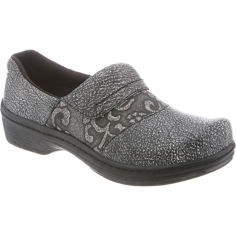 KLOGS Footwear Womens Cardiff 8.5 - W (Wide) - Black Wigwam - KLOGS Footwear Womens Footwear - Apparel & Footwear, Women's Footwear