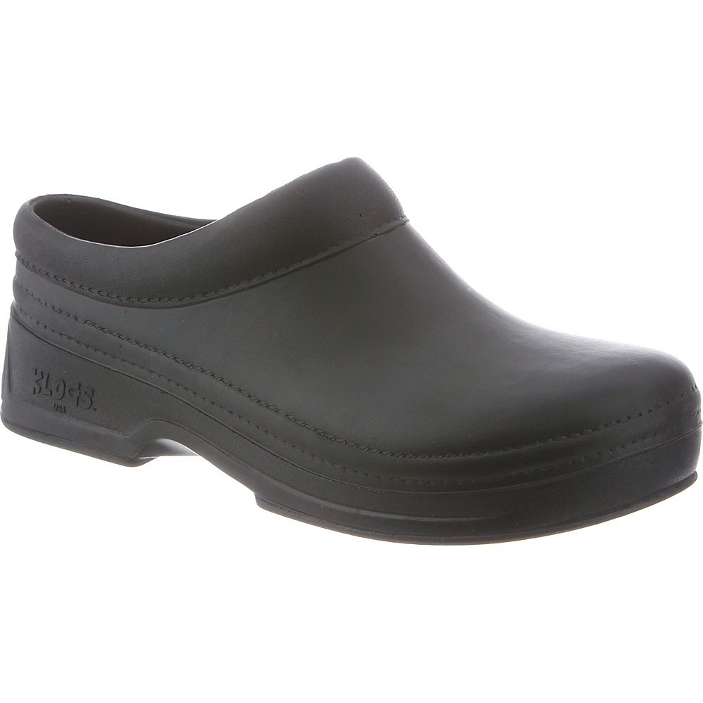 KLOGS Footwear Womens Springfield 10 - M (Regular/Medium) - Black - KLOGS Footwear Womens Footwear - Apparel & Footwear, Women's Footwear