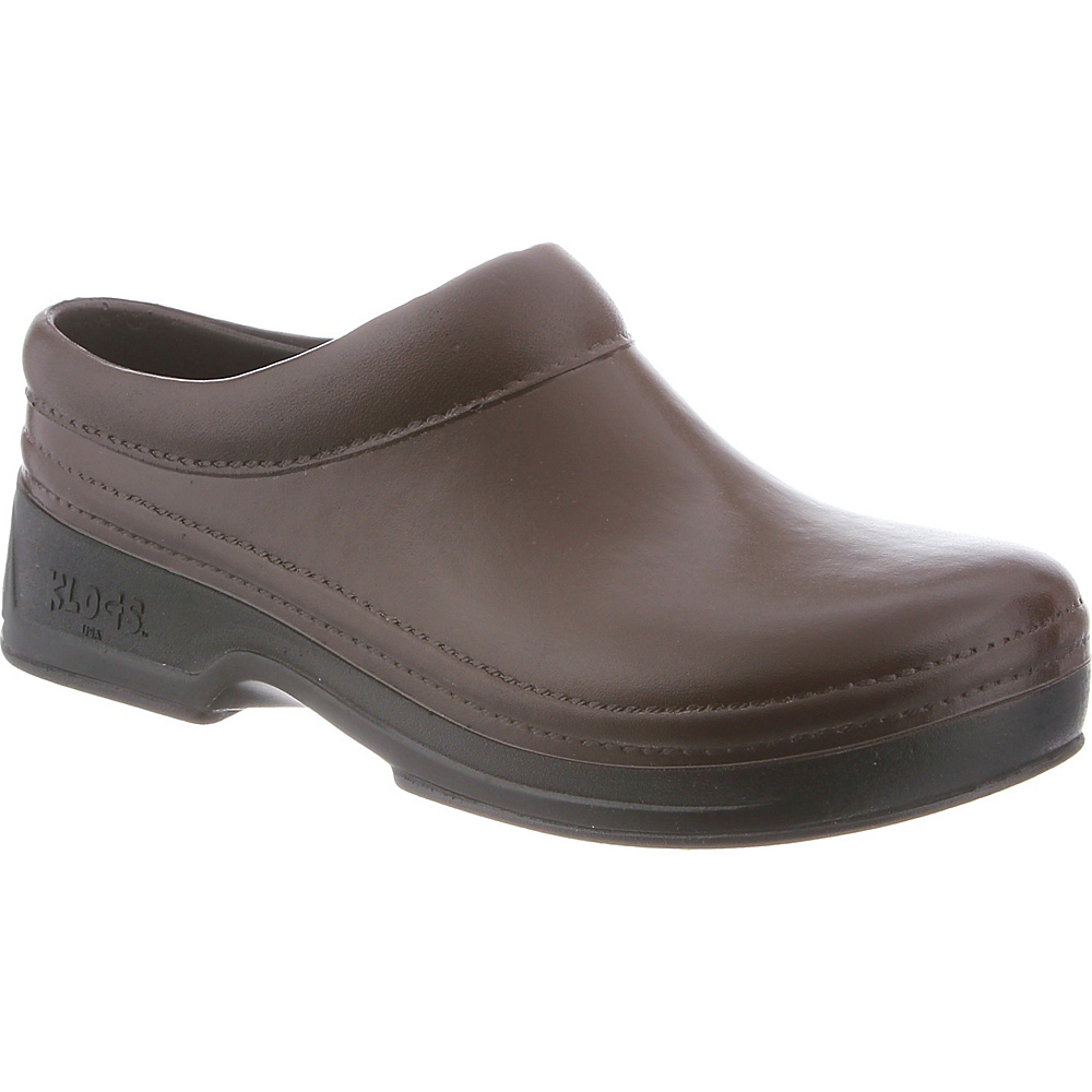 KLOGS Footwear Womens Springfield 7 - M (Regular/Medium) - Chestnut - KLOGS Footwear Womens Footwear - Apparel & Footwear, Women's Footwear