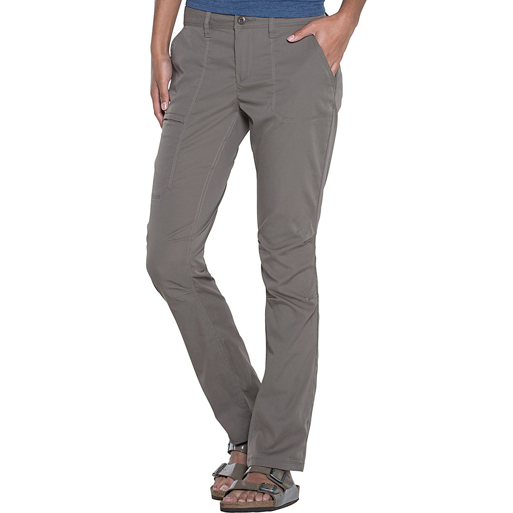 Toad & Co Metrolite Pant 4 - 31in - Falcon Brown - Toad & Co Womens Apparel - Apparel & Footwear, Women's Apparel