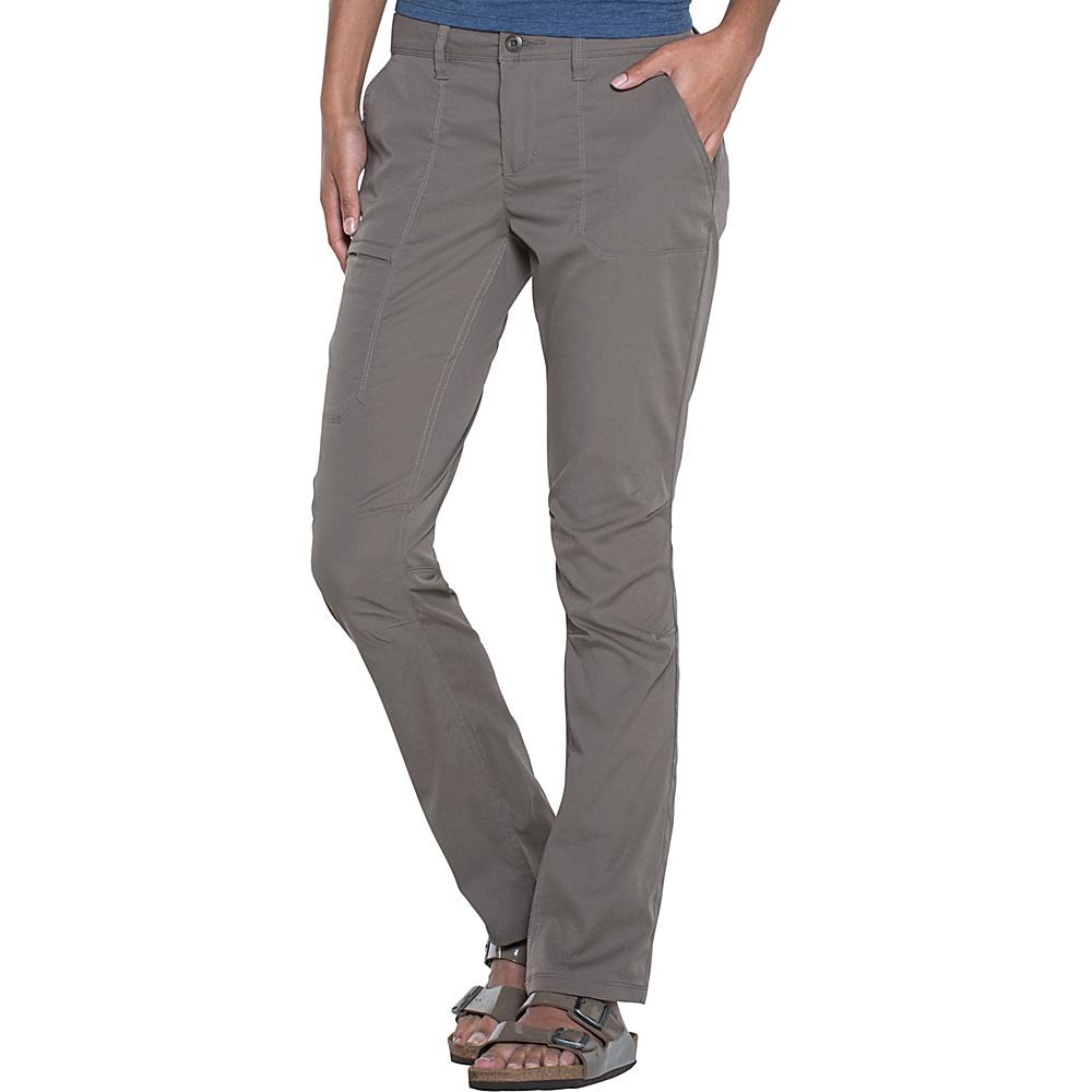 Toad & Co Metrolite Pant 6 - 31in - Falcon Brown - Toad & Co Womens Apparel - Apparel & Footwear, Women's Apparel