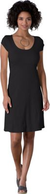 Image of Toad & Co Nena Dress M - Black - Toad & Co Women's Apparel
