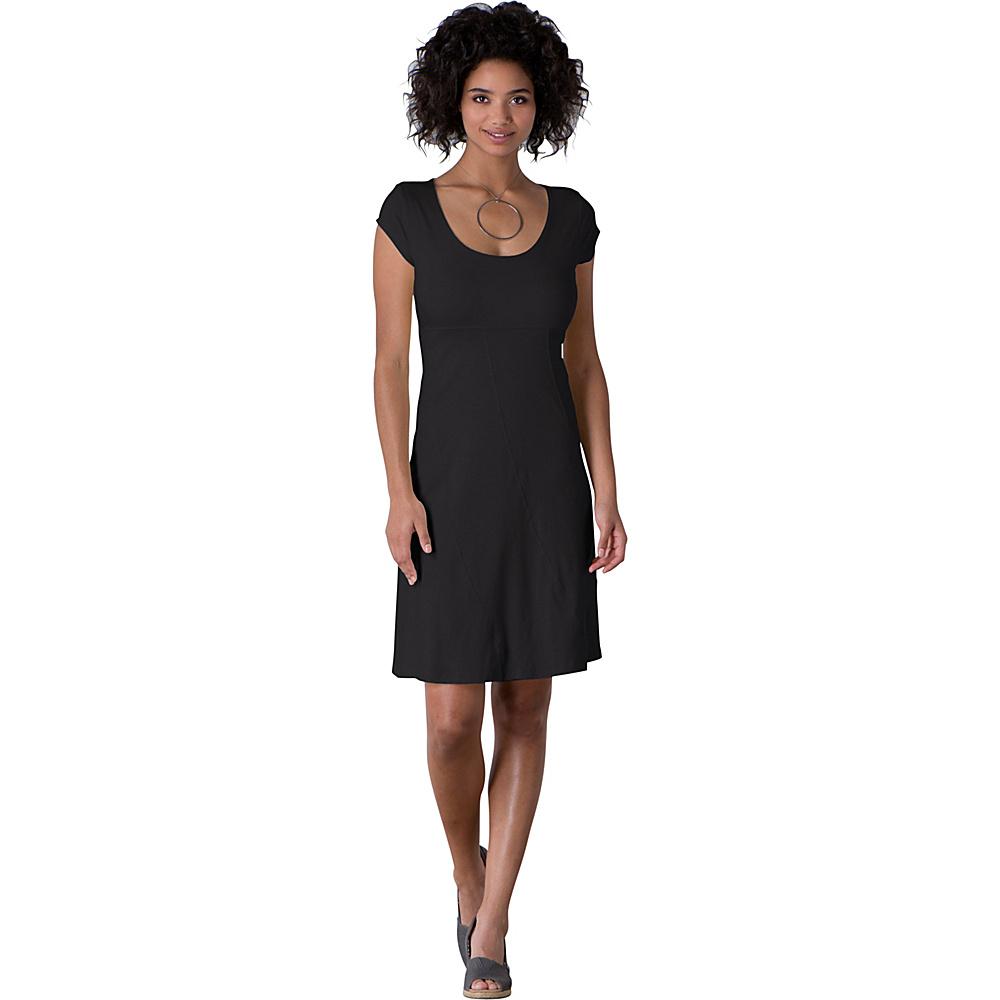Toad & Co Nena Dress S - Black - Toad & Co Womens Apparel - Apparel & Footwear, Women's Apparel