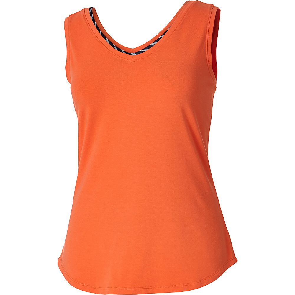 Royal Robbins Womens Active Essential Tank XL - Nasturtium - Royal Robbins Womens Apparel - Apparel & Footwear, Women's Apparel