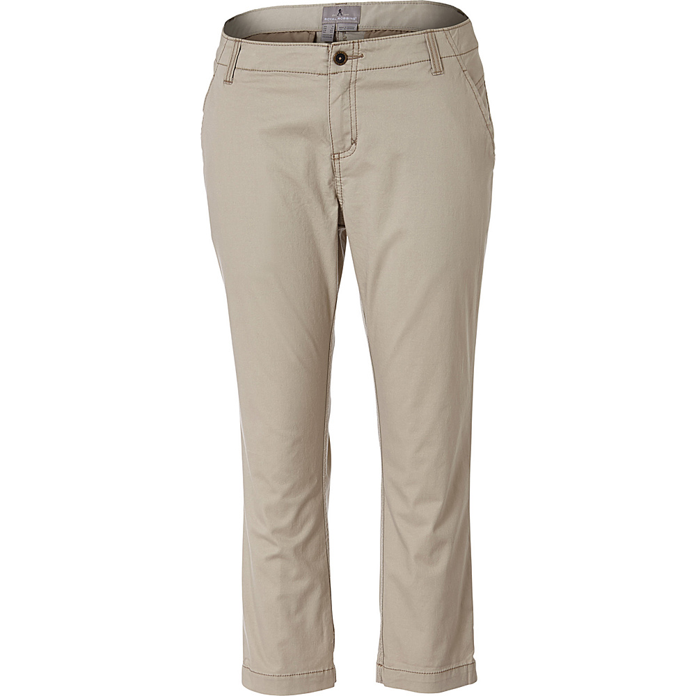 Royal Robbins Womens Ventura Capri 2 - Light Khaki - Royal Robbins Womens Apparel - Apparel & Footwear, Women's Apparel