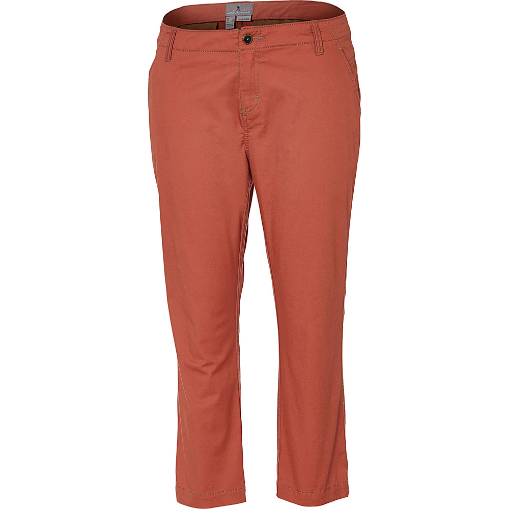 Royal Robbins Womens Ventura Capri 4 - Calabash - Royal Robbins Womens Apparel - Apparel & Footwear, Women's Apparel