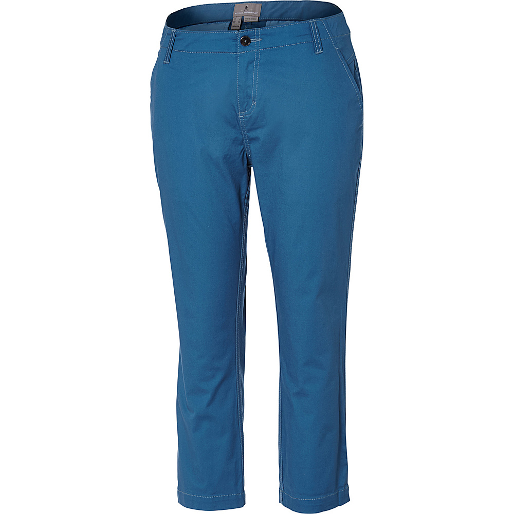 Royal Robbins Womens Ventura Capri 8 - Wave - Royal Robbins Womens Apparel - Apparel & Footwear, Women's Apparel