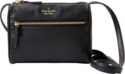 kate spade new york Jackson Street Mini Cayli Crossbody Black - kate spade new york Designer Handbags
