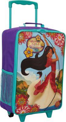 Disney Elena Pilot Case Blue - Disney Kids' Luggage