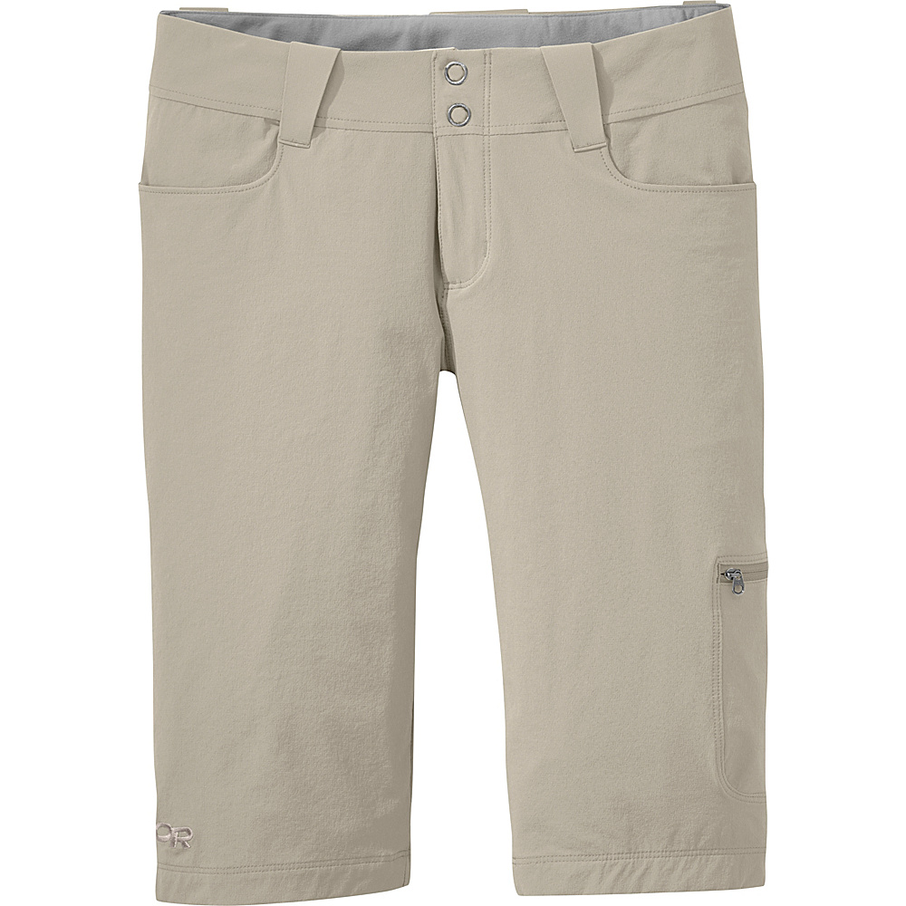 Outdoor Research Womens Ferrosi Shorts 12 - Cairn - Outdoor Research Womens Apparel - Apparel & Footwear, Women's Apparel