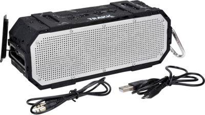 TRAKK Bang Waterproof Rugged Wireless Bluetooth Speaker Black - TRAKK Headphones & Speakers