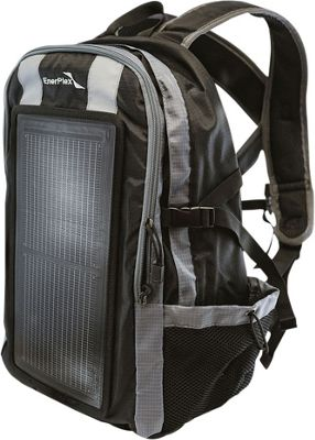 Touch of Eco Solar On-The-Go Backpack Charger Black - Touch of Eco Business & Laptop Backpacks