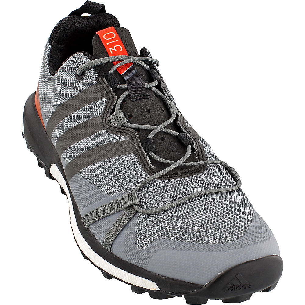 adidas outdoor Mens Terrex Agravic Shoe 6 - Vista Grey/Black/Energy - adidas outdoor Mens Footwear - Apparel & Footwear, Men's Footwear
