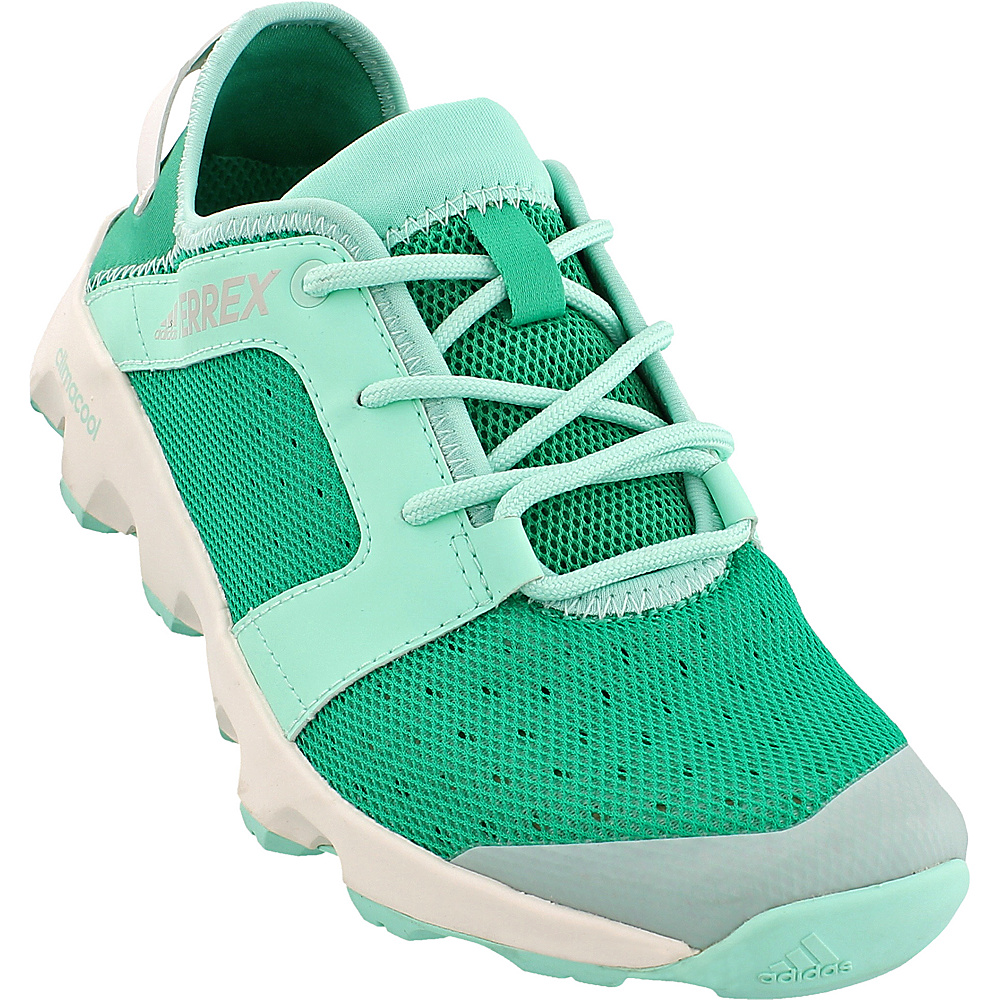adidas outdoor Womens Terrex Climacool Voyager Sleek Shoe 7 - Core Green/Chalk White/Easy Green - adidas outdoor Womens Footwear - Apparel & Footwear, Women's Footwear