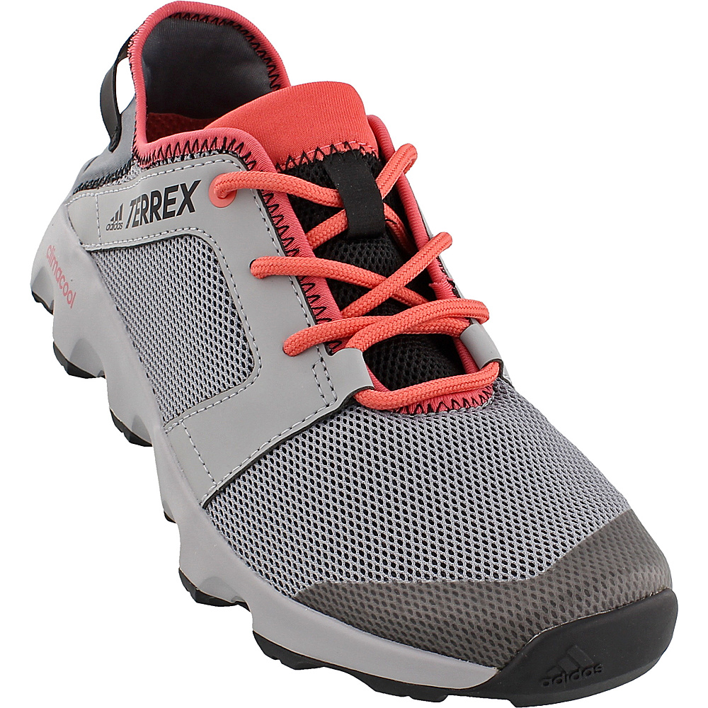 adidas outdoor Womens Terrex Climacool Voyager Sleek Shoe 7 - Grey/Black/Tactile Pink - adidas outdoor Womens Footwear - Apparel & Footwear, Women's Footwear