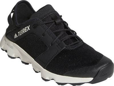 adidas outdoor Womens Terrex Climacool Voyager Sleek Shoe 5.5 - Black/Black/Chalk White - adidas outdoor Women's Footwear