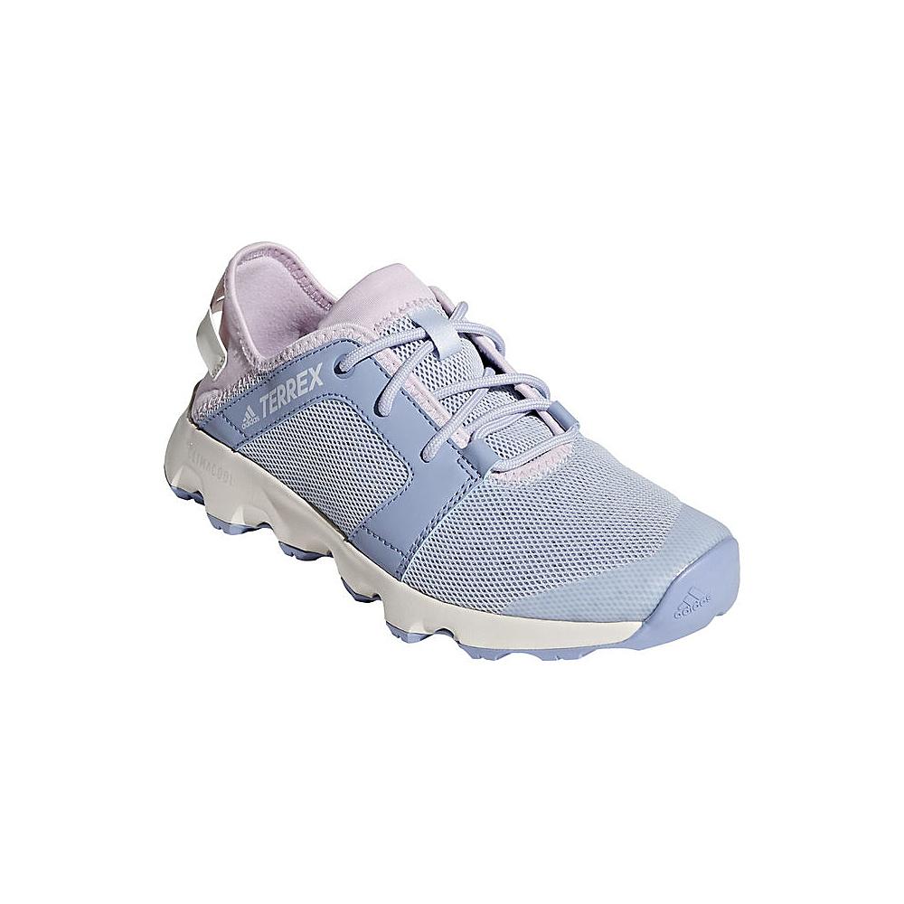 adidas outdoor Womens Terrex Climacool Voyager Sleek Shoe 5 - Aero Blue/Chalk Blue/Aero Pink - adidas outdoor Womens Footwear - Apparel & Footwear, Women's Footwear