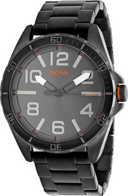Hugo Boss Watches Men's Berlin Watch Gunmetal - Hugo Boss Watches Watches